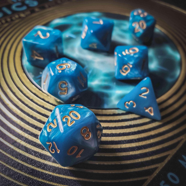 Vaporous Blue