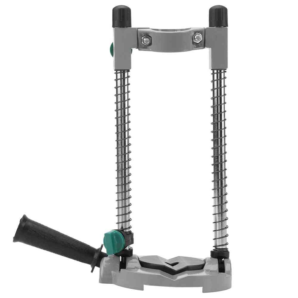 Adjustable Electric Drill Holder Guide Stand
