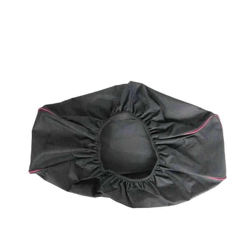 Black Waterproof Winch Cover