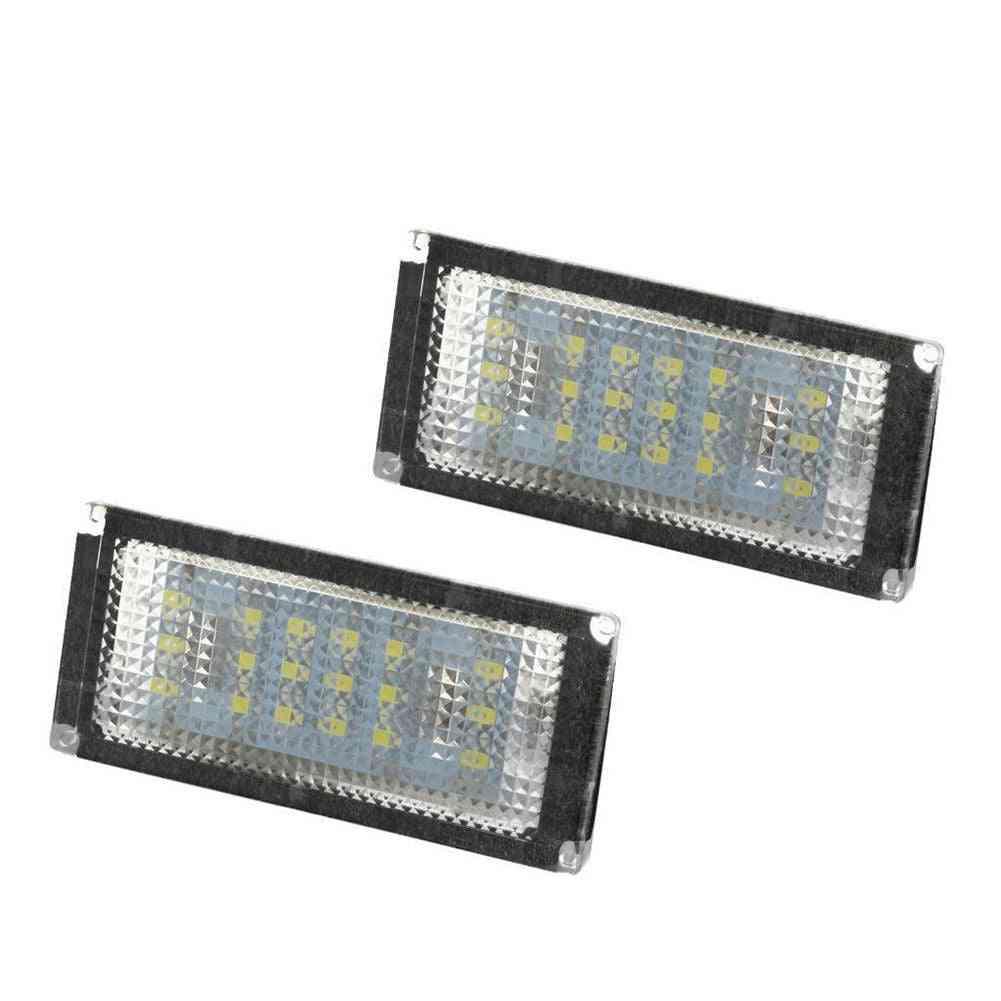 Led License Plate Light Lamp For Bmw