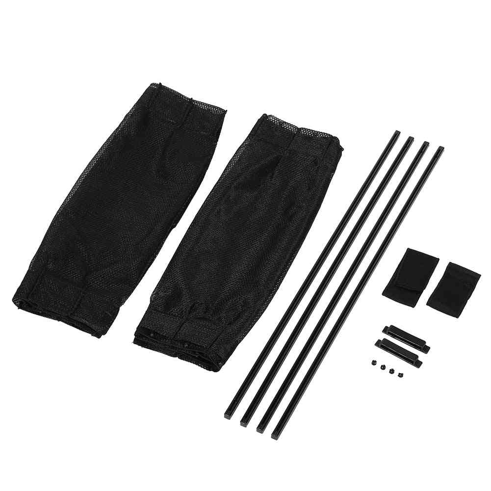 Anti-uv And Safety Sunshades For Car Window