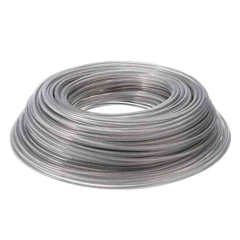 Grass Trimmer Line Inside With Steel Wire