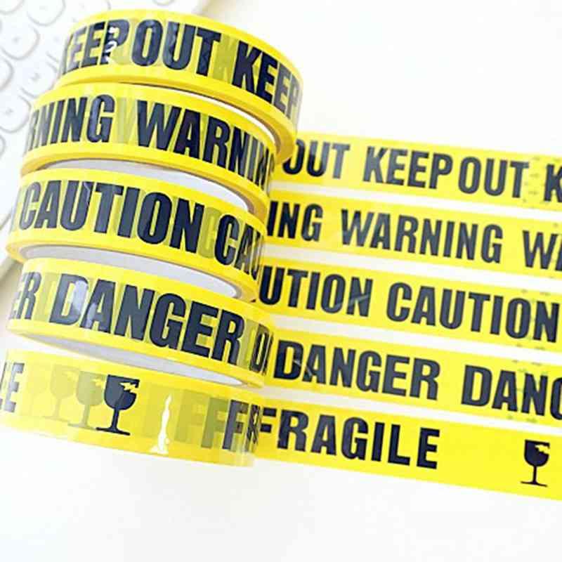 25m Warning Tape