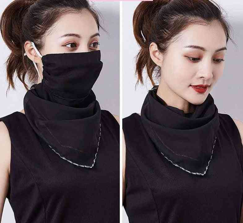 Mouth Mask, Face Mask Scarf, Sun Protection Mask