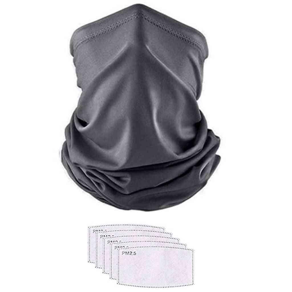 Head Scarf, Neck Cover Washable Warm Hiking Headwear