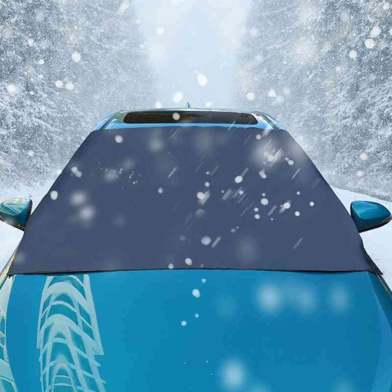 Strong Magnet Car Snow Block Cover Cloth