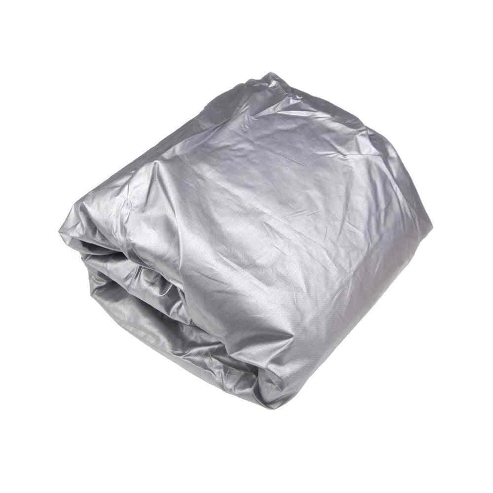 Universal Car Covers Sun Dust Uv Protection