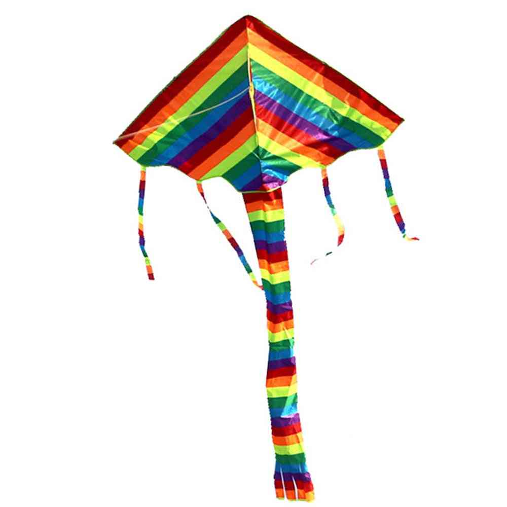 Colorful Rainbow Kite, Kites Flying For