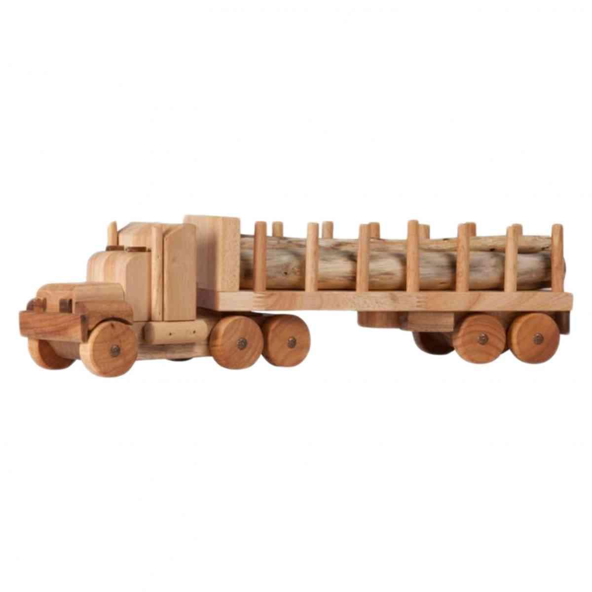Qtoys Australia (usa) Log Truck