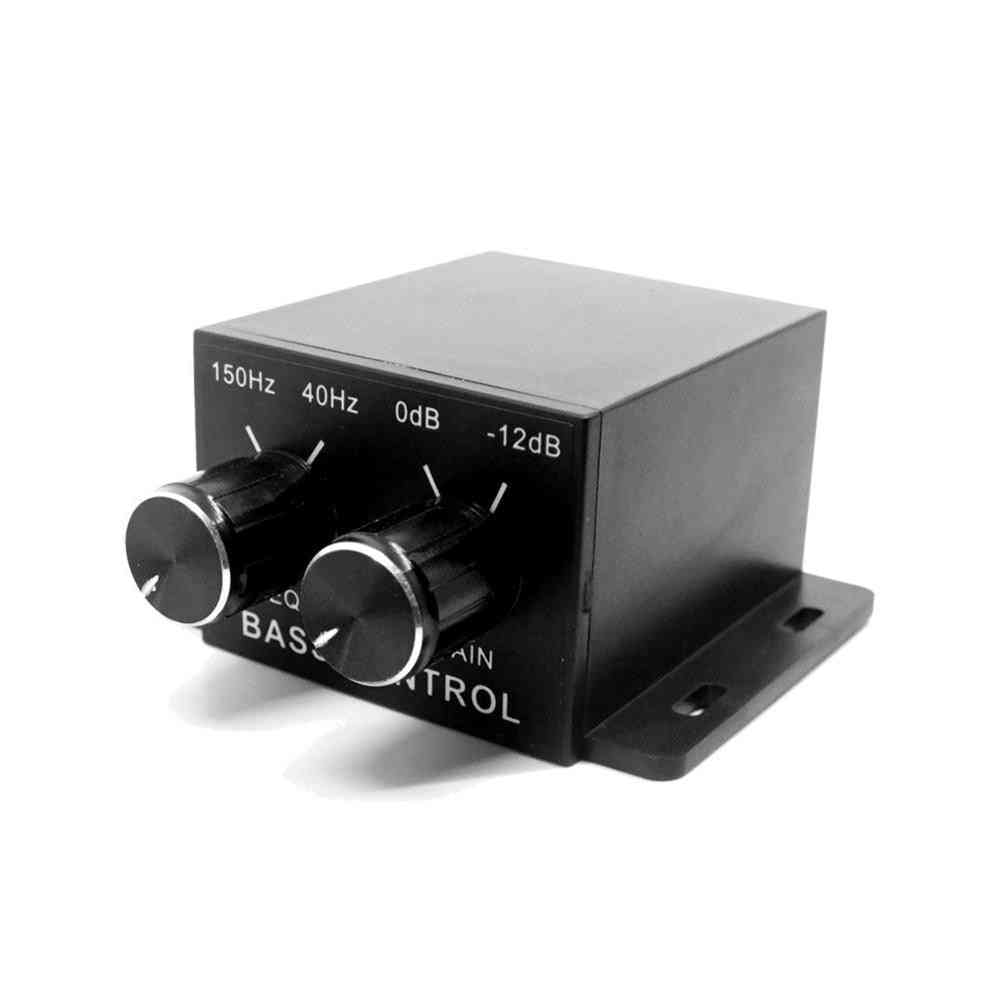 Audio Subwoofer Equalizer Crossover Controller