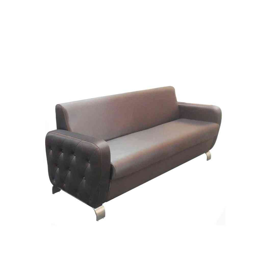 Wooden Furniture Of Waiting Sofas