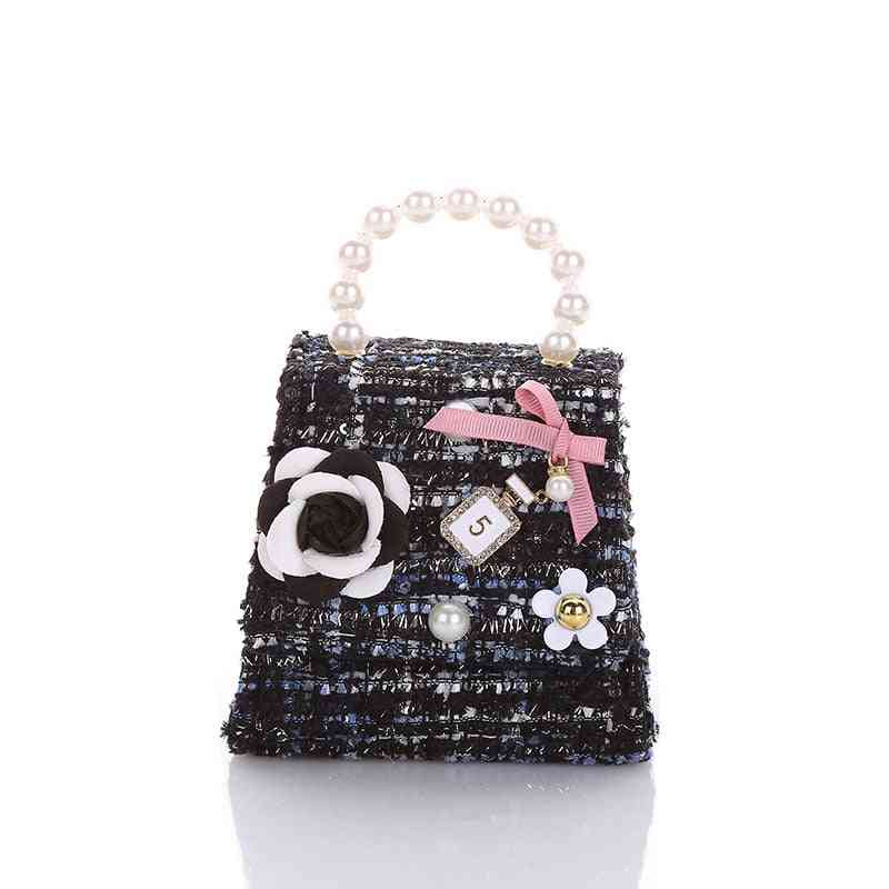 New Flower Crossbody Bags For Baby, Girl Small Coin Wallet