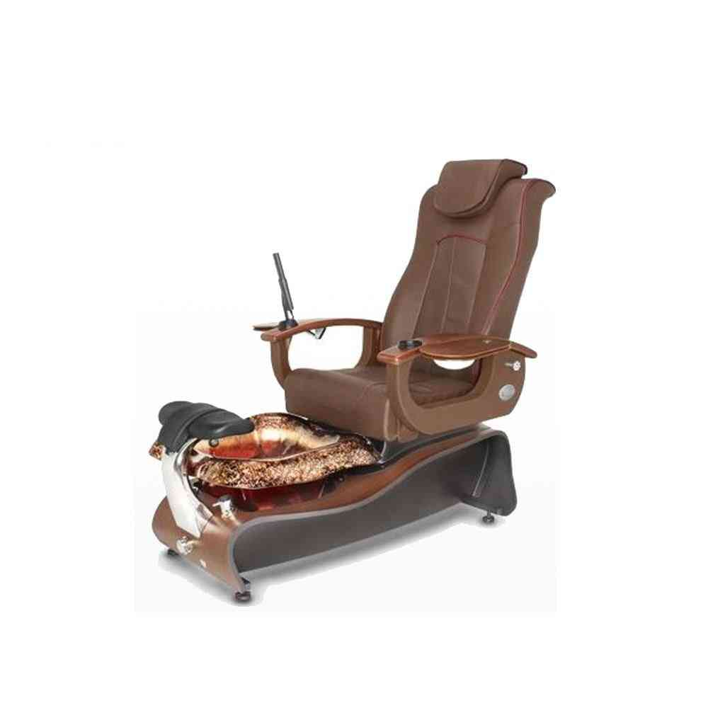 Ds Promotion 2016 Glass Crystal Bowl Spa Pedicure Chair