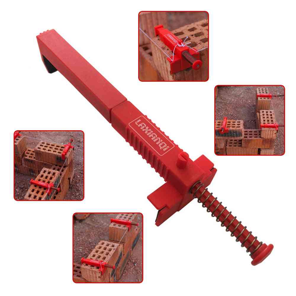Wire Drawer Bricklaying Tool Fixer