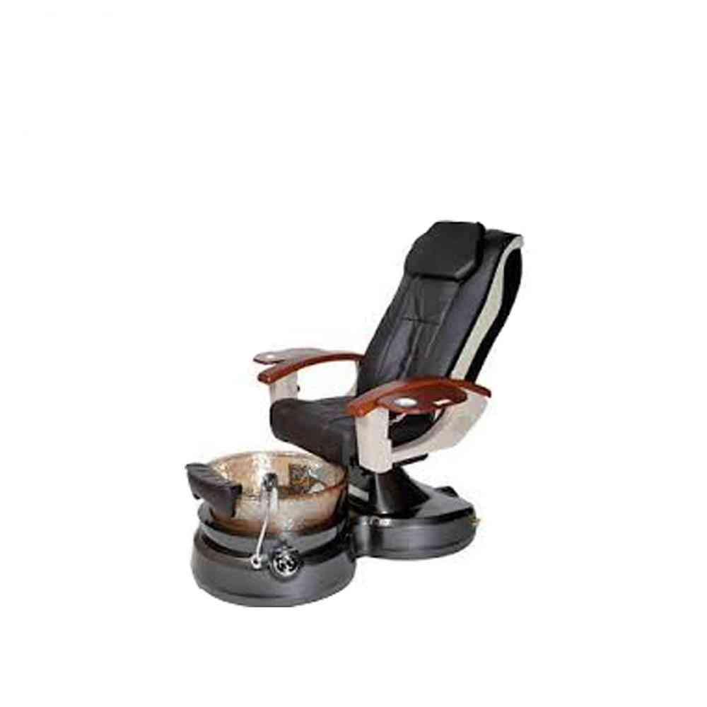 Pedicure Chair With Disposable Liner Of Beauty Salon Equipment