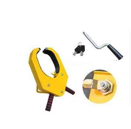 Car Tyre Lock Sedan Tire Clamp Lock