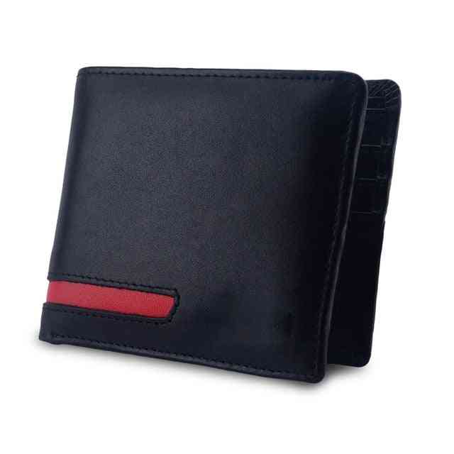 Genuine Leather M Logo Wallet For Bmw M Performance