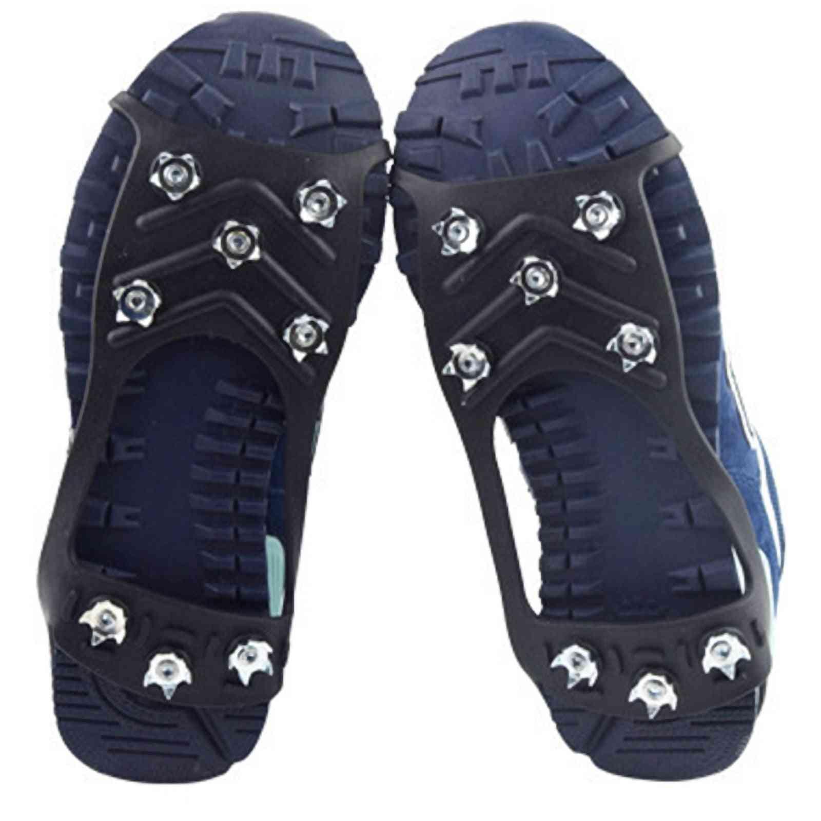 Anti-skid Spikes Crampon Anti-ice On Shoes Slip Grips