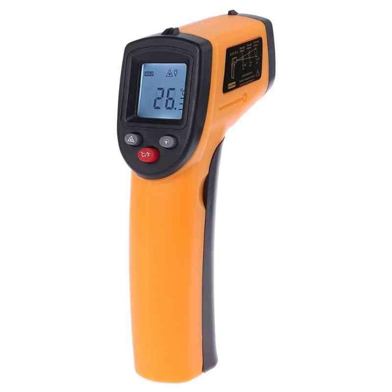 Digital Ir Temperature Meter