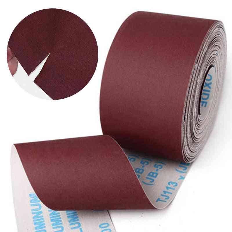 Roll Polishing Sandpaper For Grinding Tool