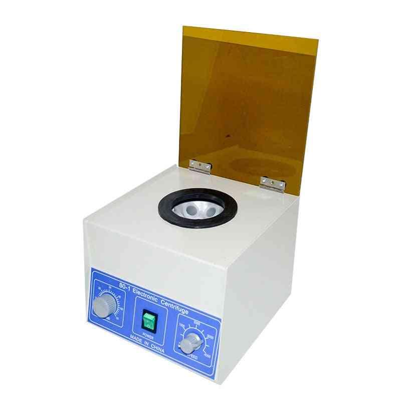 Electric Centrifuge Laboratory Medical Practice Machine