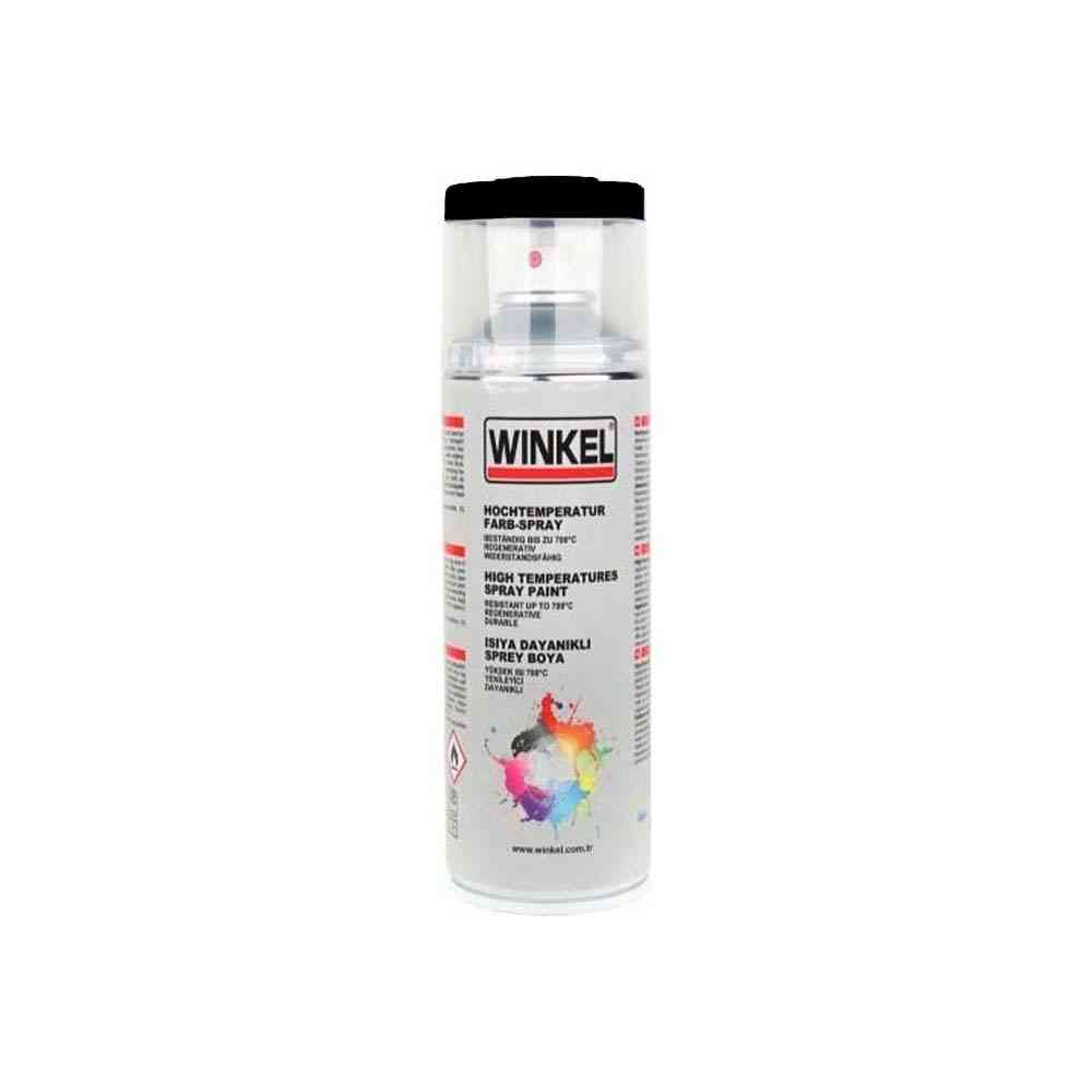High Temperatures Spray Paint, Matte, Heat Resistance Coating