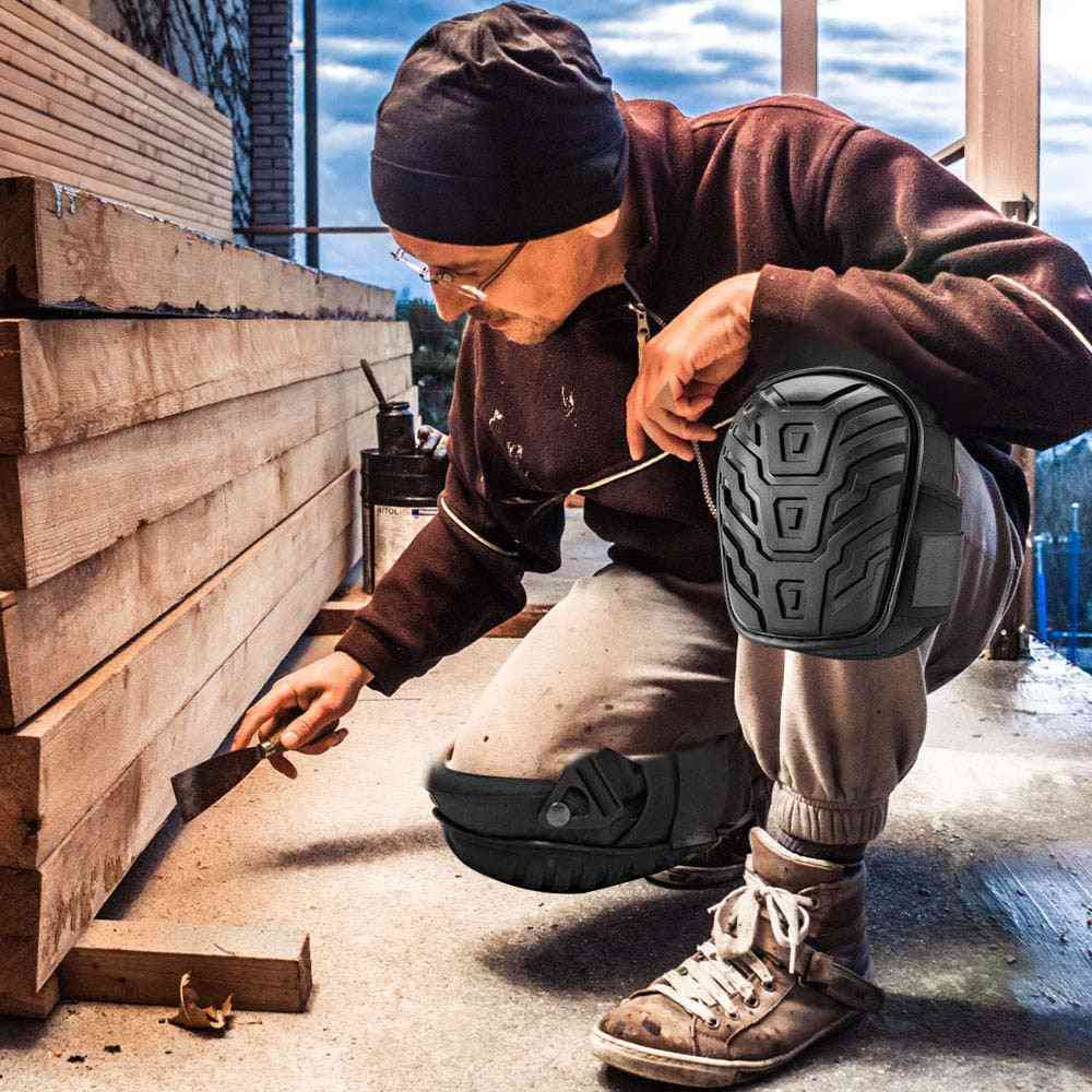 Soft Foam Knee Pads Work Safety Knee Protectors