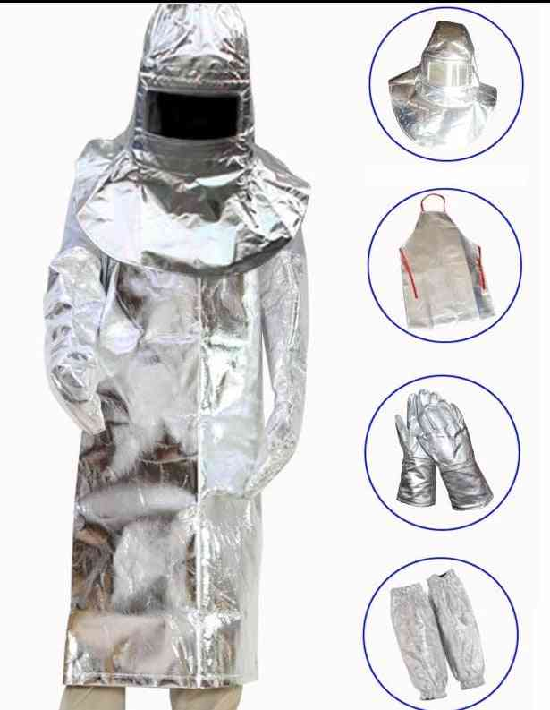 Heat Radiation Protection Suit
