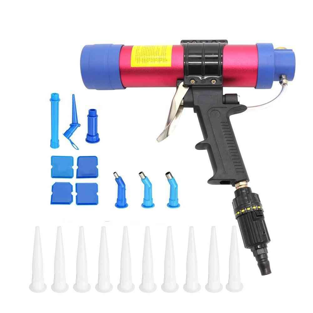 Pneumatic Air Sealant Cartridge Gun