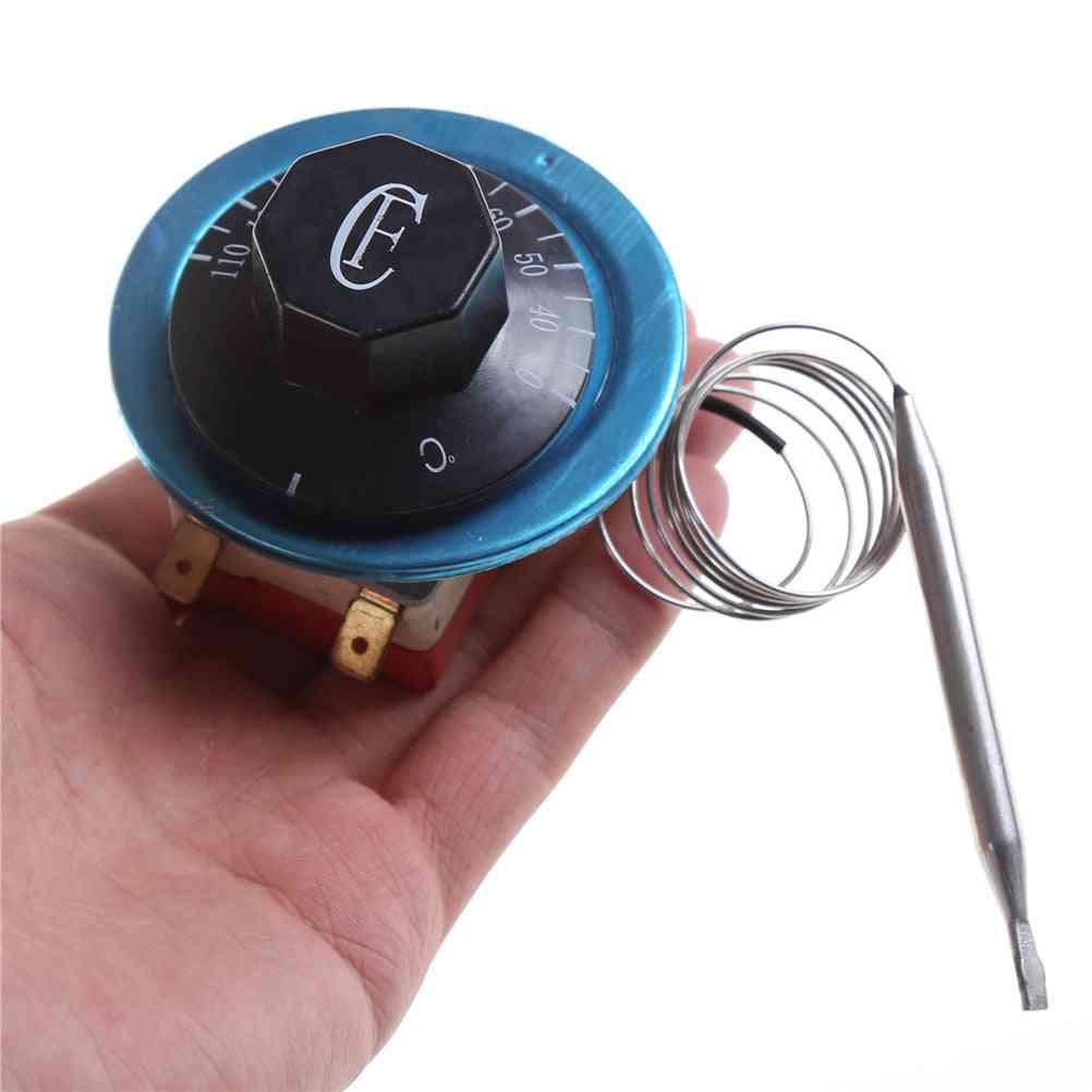 Oven Thermostat Dial Centigrade Ceramic Base Temperature Switch