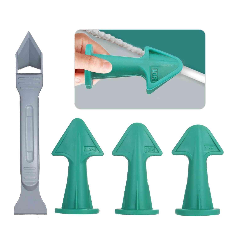 Silicone Caulking Finisher Nozzle Finishing Tool