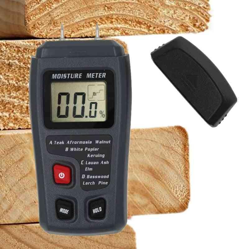 Two Pins Digital Wood Moisture Meter