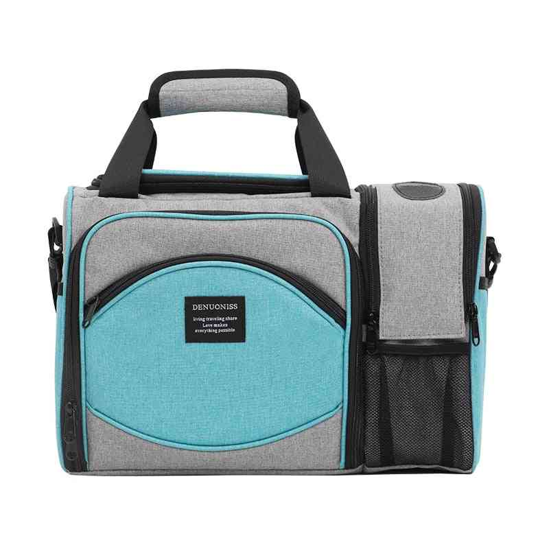 Insulated Portable Fabric Thermal Cooler Bag