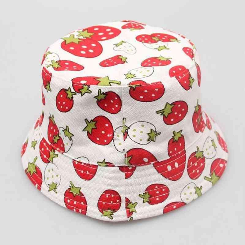 Fashion Summer Hats, Bucket Cap