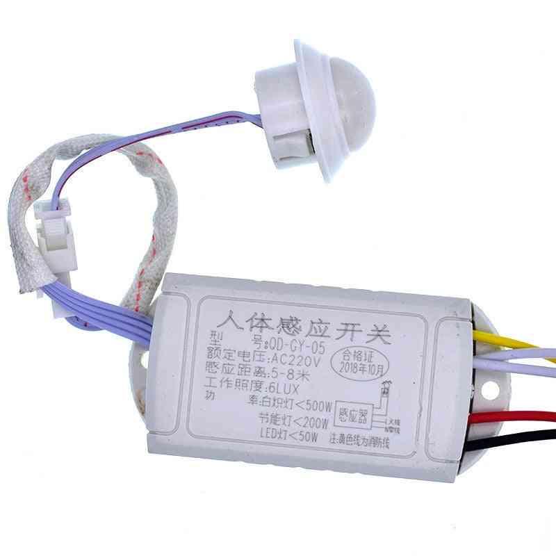 Adjustable Movement Pir Switch