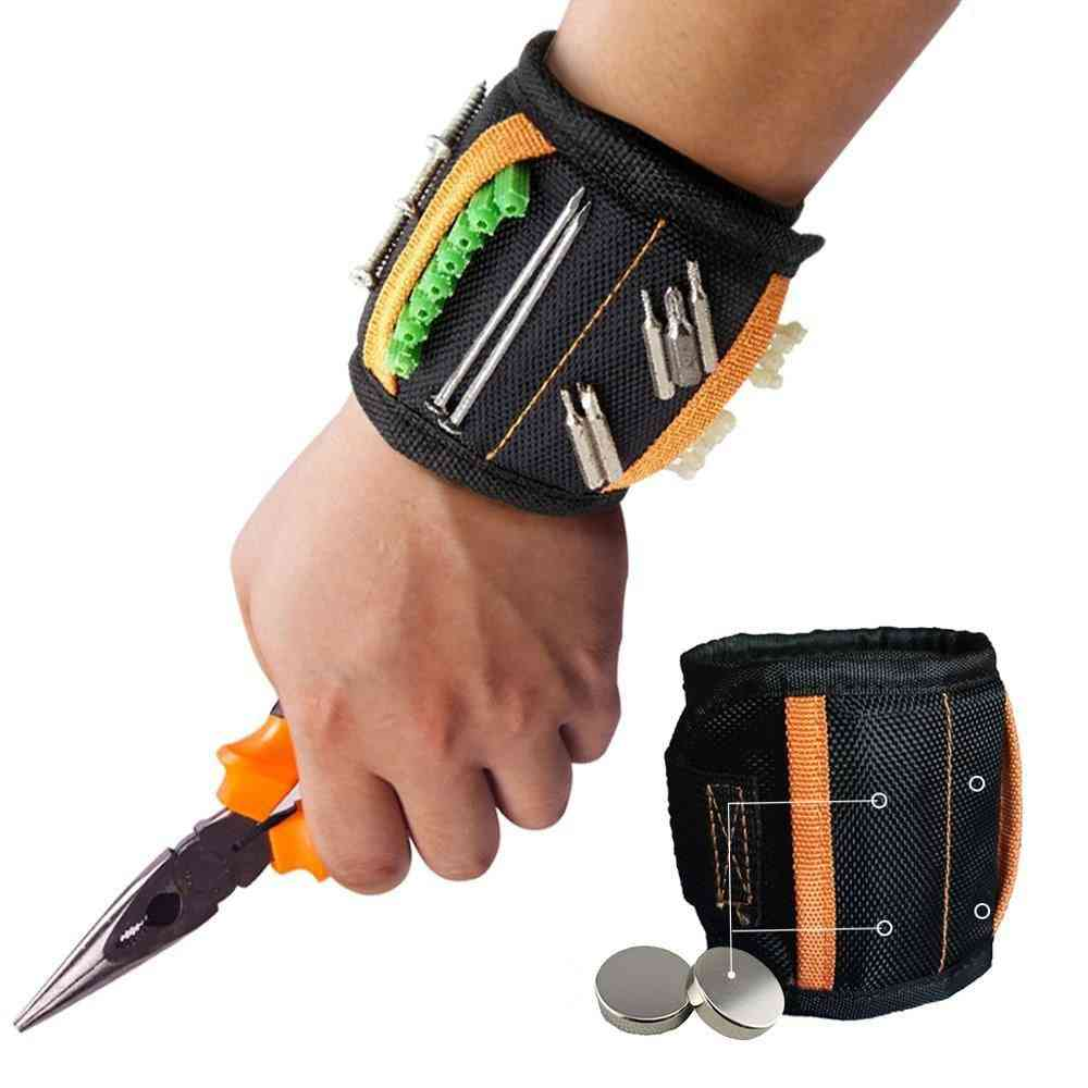 Multi-function Magnetic Wristband