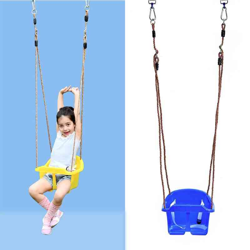 Baby Swing Low-back Baby Swing Indoor And Outdoor Swing Chair.