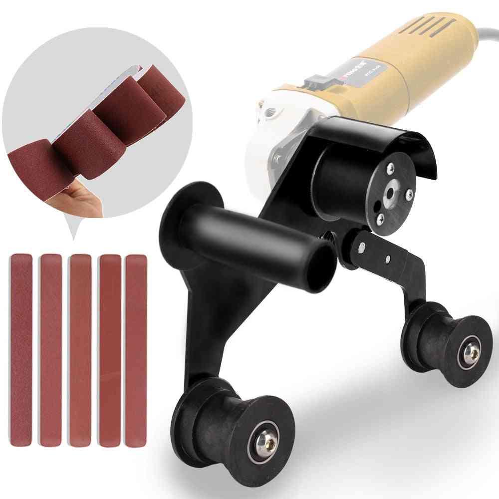 Angle Grinder Sanding Belt Adapter Accessory
