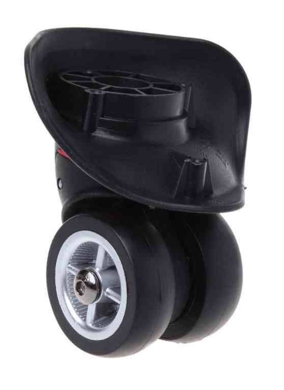 New Suitcase Luggage Accessories Universal  Swivel Wheels Trolley