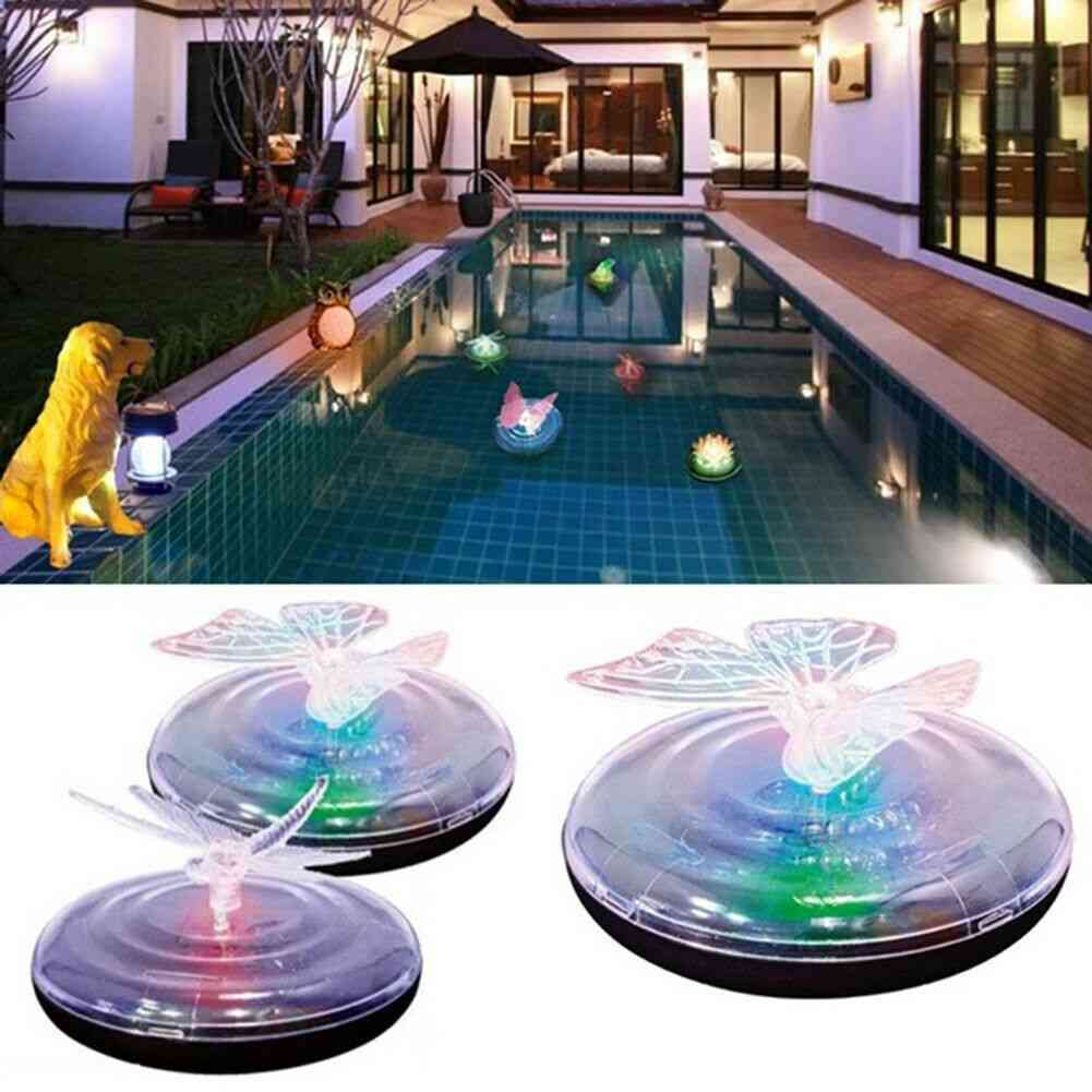 Waterproof Colorful Water Submersible Led Lights