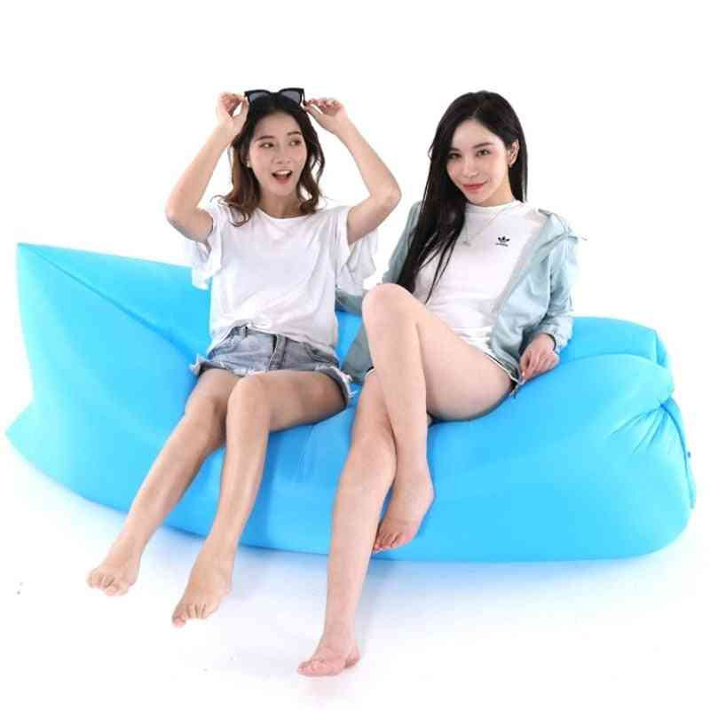 Outdoor Furniture Beach Chair Inflatable Sofa