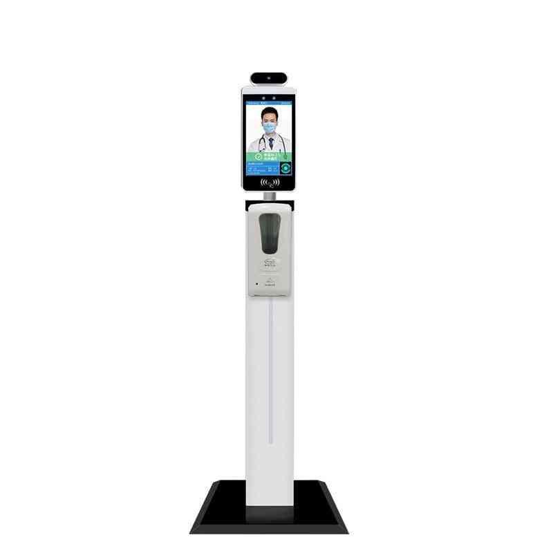 Face Recognition Intelligent Temperature Measuring Access Control