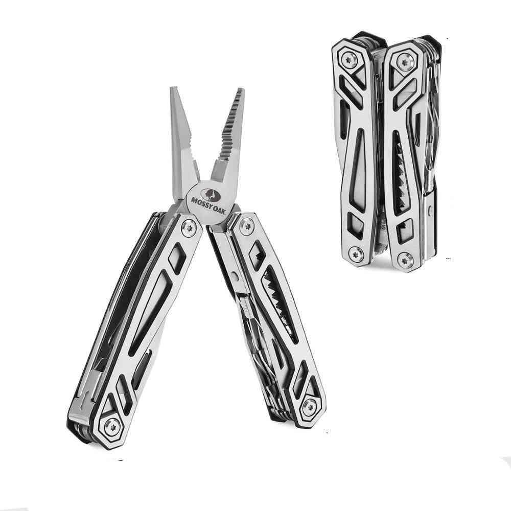 Multi Plier Wire Stripper Folding Plier