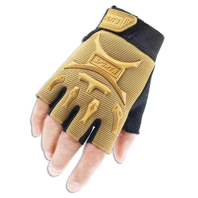 Kids Half Finger Gloves
