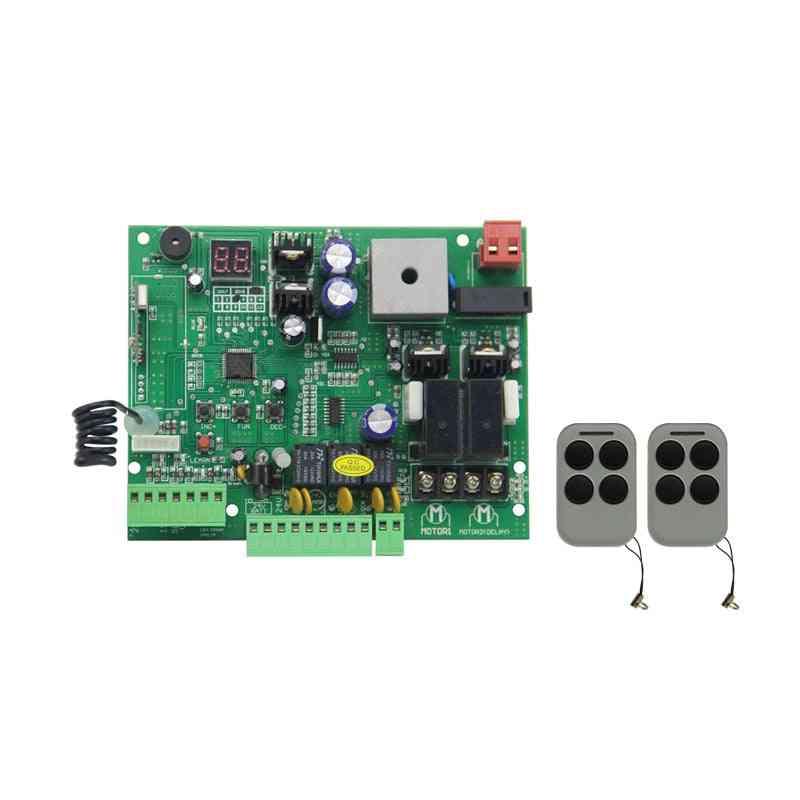 Sliding Door Opener Ac Motor Control Board