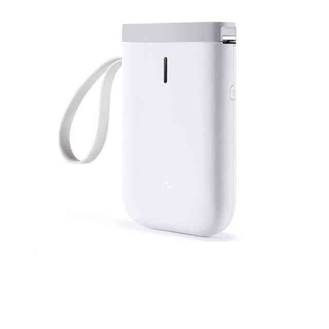 Mini Portable Thermal Price Label Printer