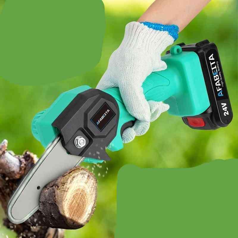 Mini Electric Chain Saw Accessory