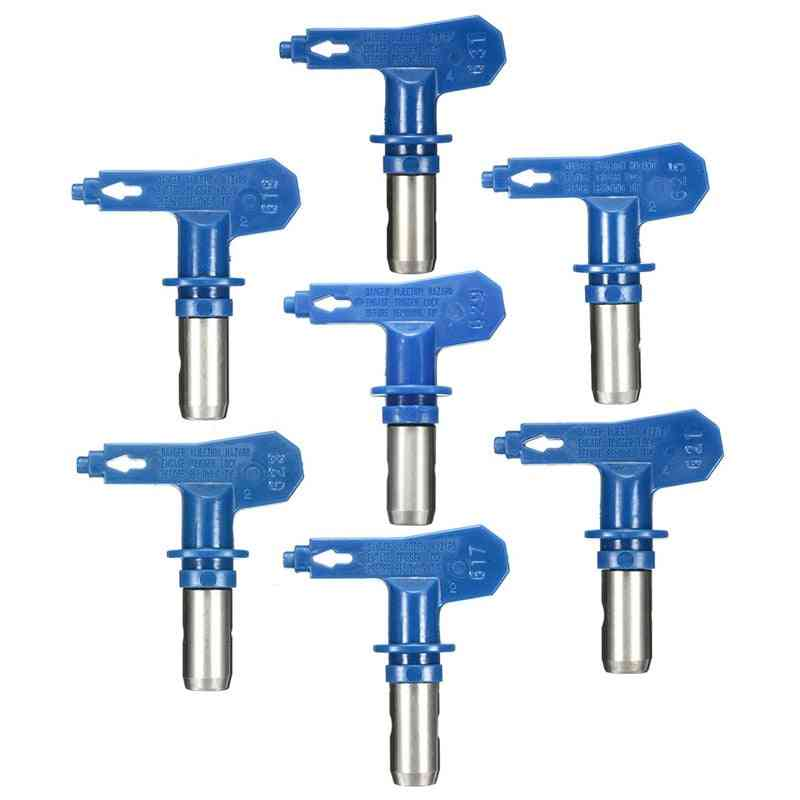 Blue Spray Tips Airless Spray Gun