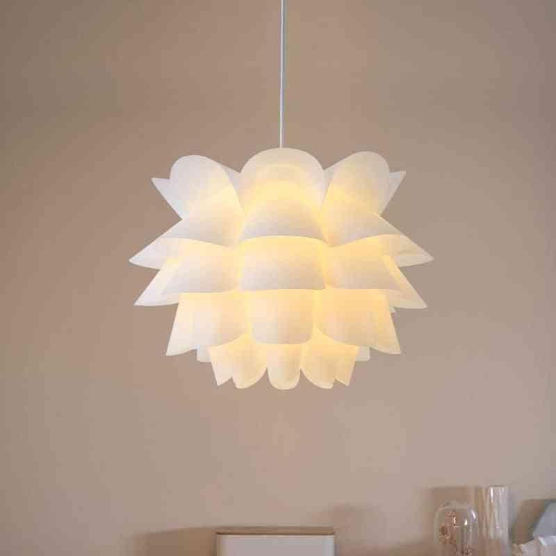 Modern Lotus Flower Lampshade