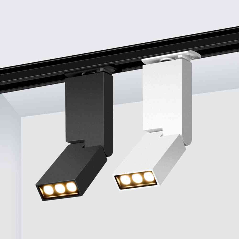 Ceiling Rail Track Lamp Lights For Clothes Store Shop Lighting Fixtures